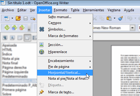 how to add extension to open office