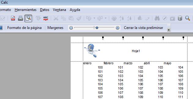 Insertar logotipo (o imagen) en el encabezado de una hoja de ...